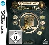 Nintendo Professor Layton und das geheimnissvolle Dorf (DS)