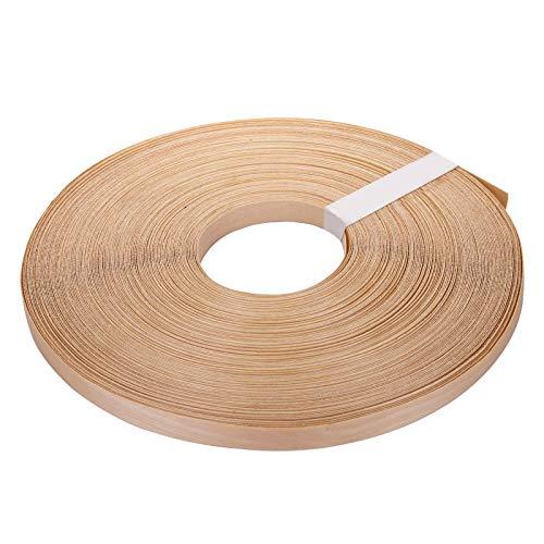 Yarlung 3/4 Inch x 250 Feet Roll Birch Plywood Edge Banding, Preglued...