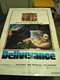 DELIVERANCE / ORIGINAL U.S. ONE-SHEET MOVIE POSTER (BURT REYNOLDS & JON VOIGHT)