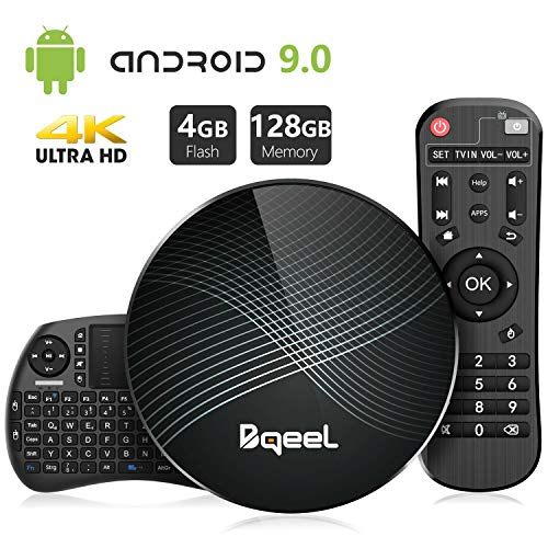 Bqeel Android TV Box Smart Box U1 MAX mit...