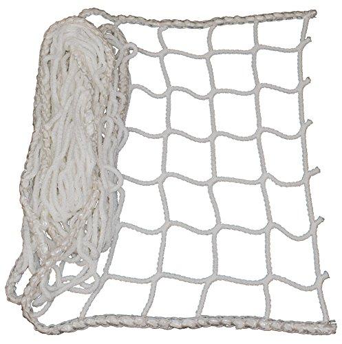 Universal Schutznetz Weiß - Breit von 0,6 Meter bis 2,0 Meter (Breite: 1.0 Meter) Meterware (Preis per Meter)