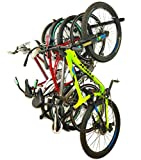 StoreYourBoard Omni Bike Storage Rack, Holds 5 Bicycles, Home and Garage Adjustable Bike Wall Hanger Mount