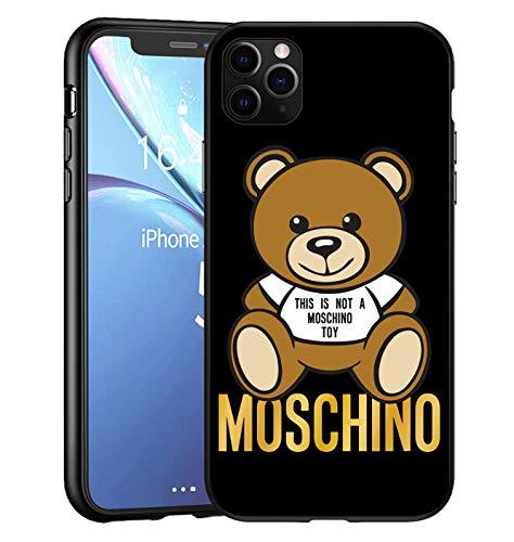 This is Not A Moschi Toy iPhone 12 Mini Custodia, Slim Anti Scivolo Custodia Protezione Posteriore Cover Antiurto per iPhone 12 Mini 5.4'