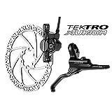Tektro Mountain Bike Front&Rear Hydraulic Disc Brake 160mm Black