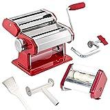 bremermann Machine à pâtes pour Spaghetti, pâtes, Ravioli et lasagnes (7...