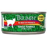 Triumph Turkey Cat Food - 24x 5.5oz