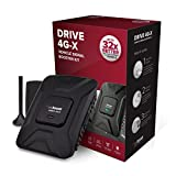 weBoost Drive 4G-X (470510) Cell Phone Signal Booster, Cell Signal Booster for Car & Truck - Verizon, AT&T, T-Mobile, Sprint - Boosts 4G LTE Cell Signals – Enhance Your Cell Phone Signal up to 32x,black