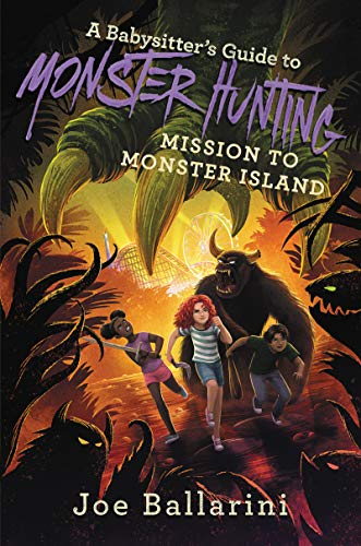 A Babysitter's Guide to Monster Hunting (2020) {Hindi-English} Movie 480p | 720p | 1080p WEB-DL ESub