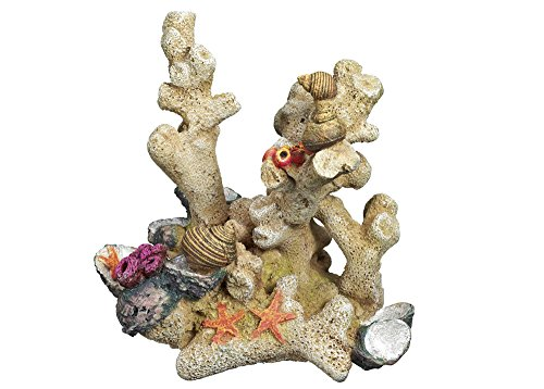 "Nobby Aqua Ornaments \""KORALLE\""  13,0 x 9,5 x 14,0 cm"