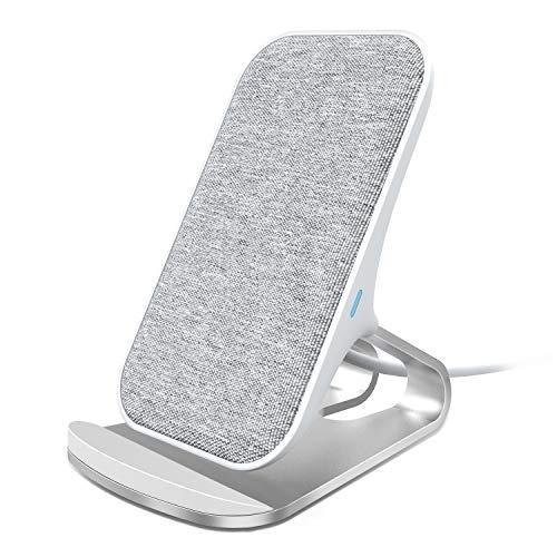 Lecone Caricatore Wireless con Tessuto,...