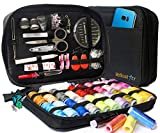 SEWING KIT Premium Repair Set - Complete Needle and Thread Kit for...