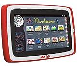 Liscianigiochi-Mio Tab 7' Preschool 2019 Tablet per Bambini, Colore Rosso, 7', 77373