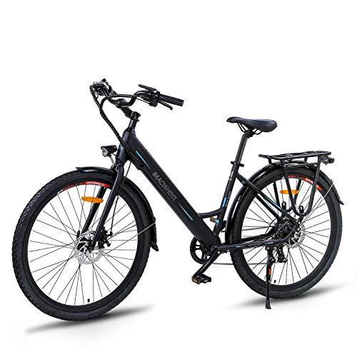 Ranger-500 28' Bici Elettrica da Città, Batteria Rimovibile Agli Ioni di Litio da 36 V/10 Ah,...