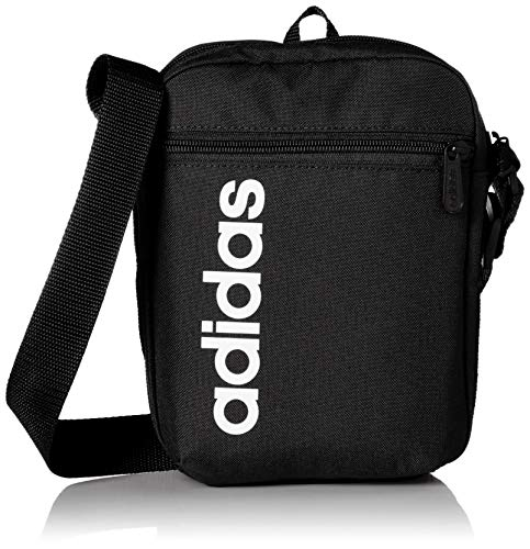 adidas Tasche Linear Core Organizer, black/White, One Size, DT4822