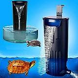 LONDAFISH Filtre Submersible d'eau de Filtre de Tortue de Mute...