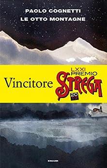 Le otto montagne Book Cover