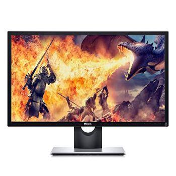 "Dell SE2417HGX Ecran de PC Gaming 24"" Full HD LCD, TN, 75 Hz, 2 ms, AMD Free-Sync"