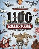 1100 Preguntas, respuestas y curiosidades Tapa de calidad Idioma Español Óptimo para leer