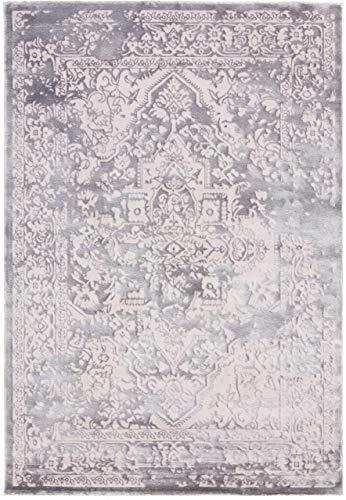 CarpetFine: Tappeto Vintage Select 80x150 cm Grigio - Vintage