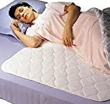 Priva 1 Pack (4 count) High Quality Ultra Waterproof Sheet and Mattress Protector 24x34 Inch, 6 Cups Absorbency, Guaranteed 400 Machine Washes