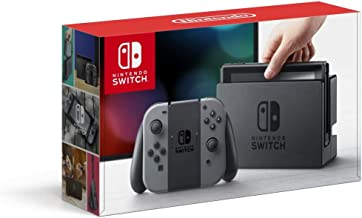 Nintendo Switch – Gray Joy-Con – HAC 001 (Discontinued by Manufacturer)