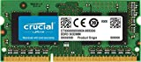 Crucial RAM CT51264BF160BJ 4Go DDR3 1600 MHz CL11 Mémoire...