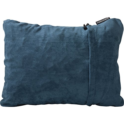 Thermarest Compressible Pillow, Denim, Small