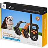 Sit Boo-Boo Remote Dog Training Collar for All Dog Sizes -