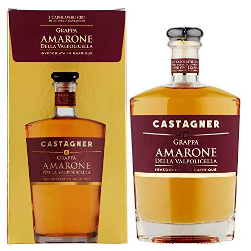 Castagner Grappa Amarone della Valpolicella, 500ml