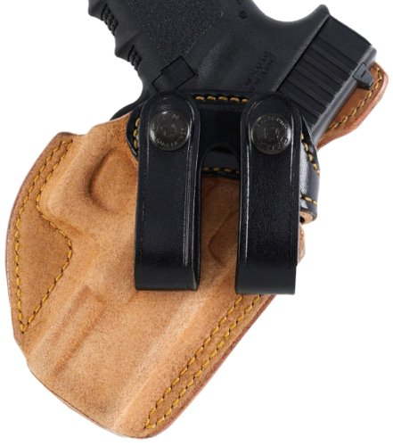 Galco Royal Guard Inside the Pant Holster (Black), Colt 5-Inch 1911, Right Hand