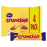 Case of Crunchie 24 Imported from Cadburys Best selling candy in Ireland and UK