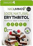 Eritritol 100 % natural 2 kg | Granulado sustituto del azúcar con cero...