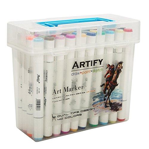 Artify Art Marker Set