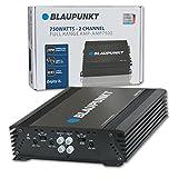 BLAUPUNKT 750W 2-Channel, Full-Range Amplifier (AMP7502)