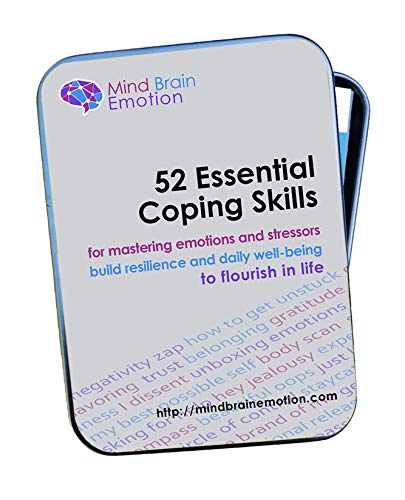 52 Essential Coping Skills: for Stress Management, Anxiety...