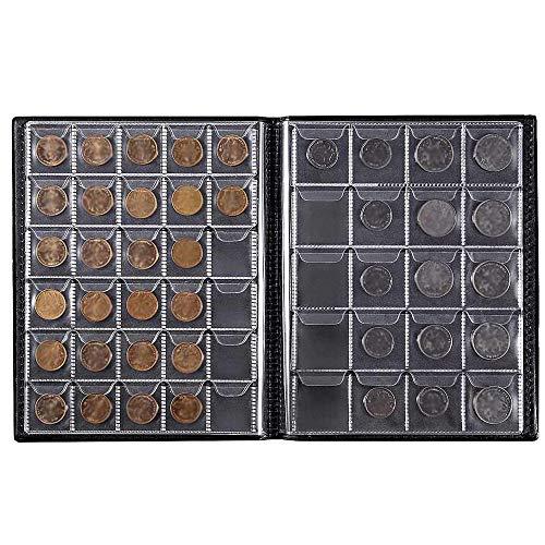 YChoice365 Oncle Paul Lot de 250 pochettes pour collection de pièces de...