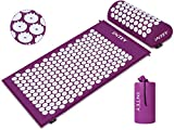 Intey Set de tapis d'acupression,...