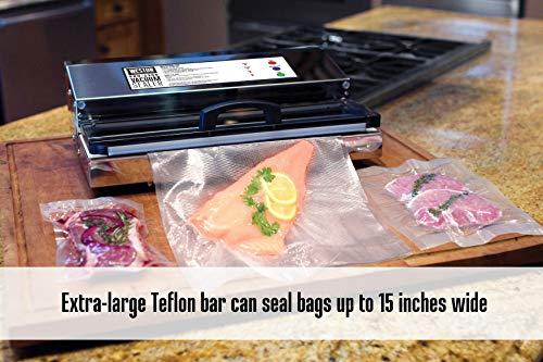 Product Image 2: Weston Pro-2300 65-0201 Vacuum Sealer
