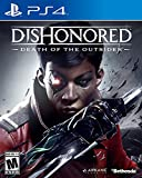 Dishonored: The Death of the Outsider - PlayStation 4 (Video Game)