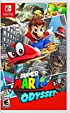 Super Mario Odyssey - Nintendo Switch (Video Game)