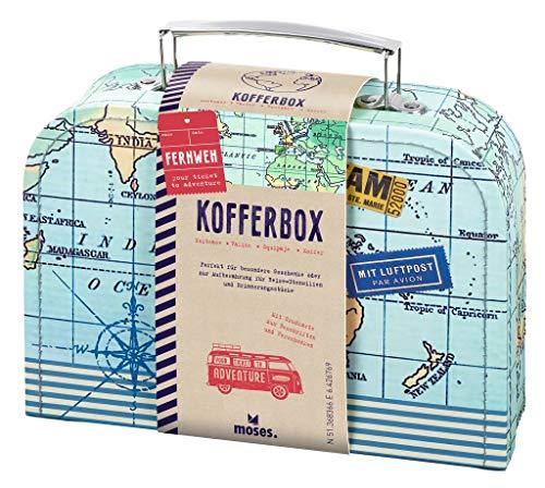 moses. Fernweh coffret multiusage | Petite valise our garder des cadeaux...