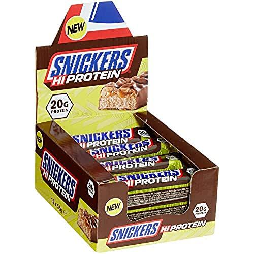 Snickers - Hi Protein Bar 12 x 55g Karton