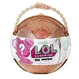 L.O.L. Surprise!- Sfera Super con 2 Mini Doll a Sorpresa, Modelli Assortiti, LLU03000