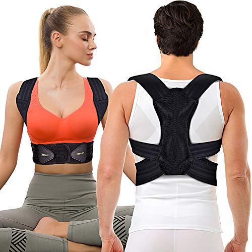 Corrector de Postura Espalda y Hombros Para Hombre y Mujer, Faja para...