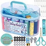 Sewing Project kit Sewing Thread Sewing Supplies Family Repair Kit Traveler Sewing kit DIY Sewing...