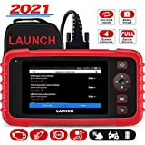 LAUNCH CRP123X Elite OBD2 Scanner,Check Engine Code Reader ABS SRS Airbag Transmission Automotive Tools, Battery Test, Auto VIN One-Click Online Lifetime Free Update, Android 7.0, Full OBD2 Functions