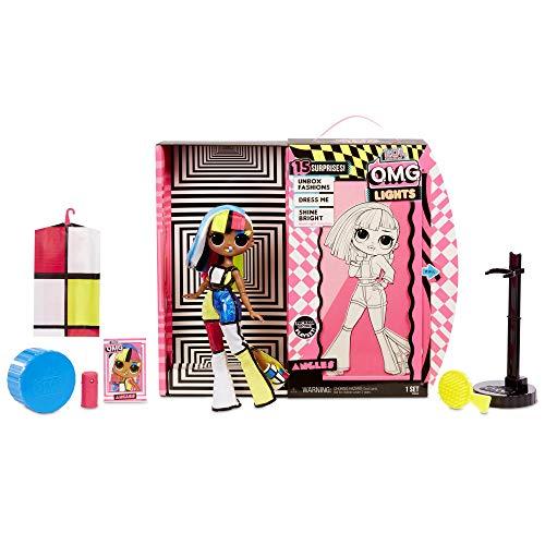 Image 4 - L.O.L. Surprise! Poupées mannequins collectionnables – Avec 15 surprises, vêtements et accessoires - Angles– Série O.M.G. Lights
