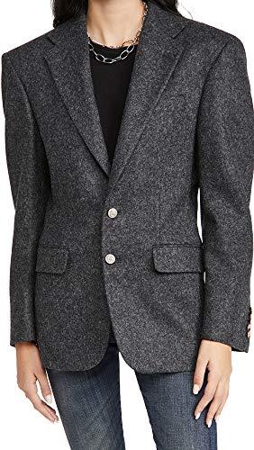 518wiXsO96L Shell: 100% wool Lining: 100% cupro Fabric: Heavyweight, non-stretch felt