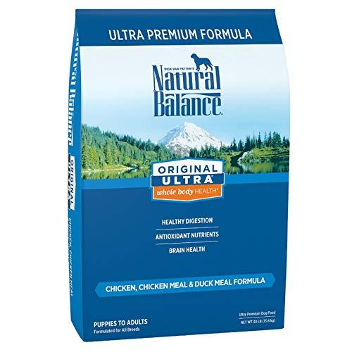 Natural Balance Original Ultra Dog Food, Chicken,...