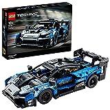 LEGO 42123 Technic McLarenSennaGTR Modèle de Collection de Voiture de Sport...